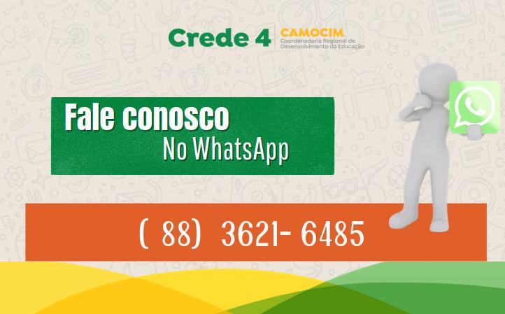 Fale conosco no WhatsApp